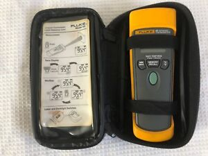 Fluke Model 65 Infrared Thermometer With Case