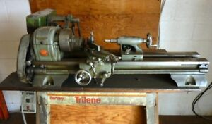 Atlas No 618 6 23 Lathe Plus Other Extra Spare Parts