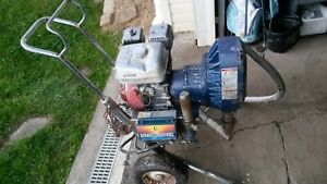 Graco Gmax 7900 Airless Paint Sprayer Professional Gas Mechanical For Parts