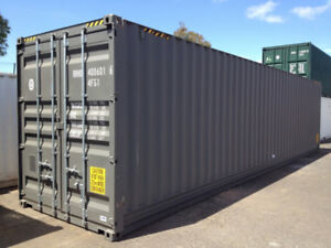 New 40ft Shipping Container Storage Container For Sale In Tampa Fl