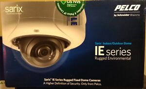 Pelco Sarix Ie20dn8 1 Indoor outdoor Dome 3 1mp Security Camera Brand New