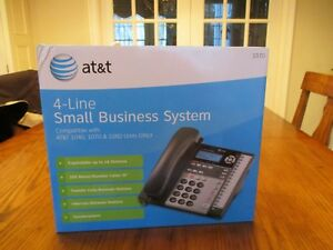 At t 1040 4 Line Phone Small Business System Works With 1040 1070 1080 Only