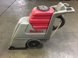 Sanitaire Sc6090 Commercial Upright Carpet Extractor