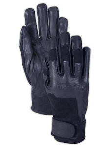 Magid Flame Resistant Leather Composite Mechanics Gloves Large Pair