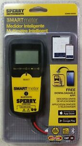 Sperry Instruments Sdmm10000r Multi use Digital Bluetooth Multimeter New