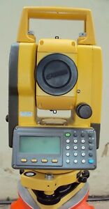 Topcon Gts 105n 5 Total Station