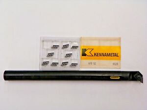 Kennametal A12nklcl05 3 4 Top Notch Boring Ar Carbide Inserts B766