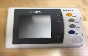 Philips Intellivue X2 Front Display Assembly Screen Mp2 451261020991 Monitor