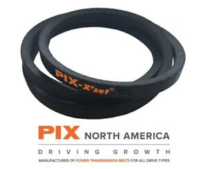 New Pix Heavy Duty 5v3000 V Belt 5 8 W X 300 L Fits 5v Series Sheaves