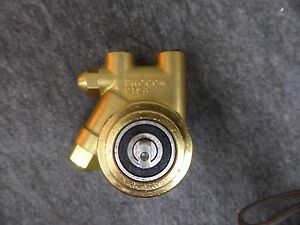 New Procon Pump rotary Vane brass P n 111a035f11ca 250 Psi