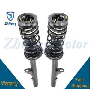 Front Complete Struts Coil Springs W Mounts Fit For 01 06 Hyundai Santa Fe