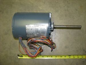 General Electric 1 2 Hp 1140 Rpm 5k36pn185s Motor 230 460 Ac 3 Phase