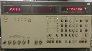 Hewlett Packard Agilent 4192a Impedance Analyzer 5hz To 13mhz