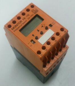 Ifm Electronic Monitor fr 1n Frequency speed Sensor relay part dd2103