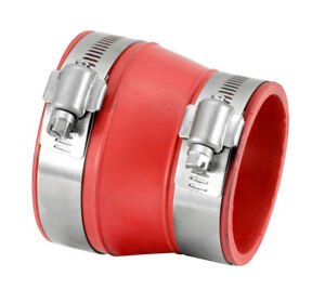 Spectre 87522 Cold Air Intake Hose Tube 2 5 To 3 Coupler Reducer Red