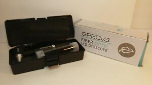 Specv3 Fiber Optic Led Otoscope Physician Approved Ear Care Professional Medic