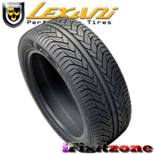 1 Lexani Lx thirty 305 30r26 109w Xl Ultra High Performance Tire 305 30 26 New