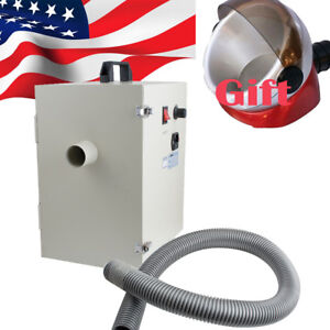 Dental Lab Vacuum Dust Collector Collecting Cleaner Suction Vacuum Lab Equipment