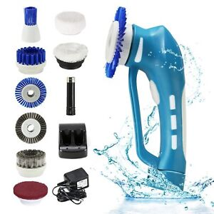 Cordless Power Scrubber Evertop Cordless Automatic Multi Purpose Power Spin