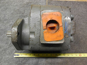 New Taylor Forklift 2748180 Hydraulic Pump 3169610013 Parker Commercial