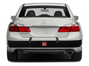Universal Car Rear Bumper Guard Protector For City Parking Full Protection