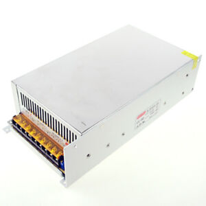 12v 40a Ac110v Regulated Switching Power Supply For Led Strip Light