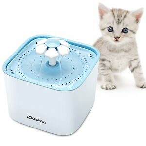 Pet Fountain Cat Water Dispenser Healthy And Hygienic Drinking Fountain 2l