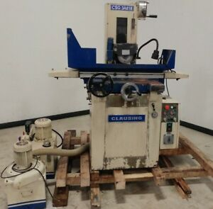 Clausing Equiptop 3a818 Automatic Surface Grinder W new Chuck