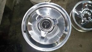Wheel Cover Hubcap Coronet With Spinner Fits 65 Dodge Pass 3549