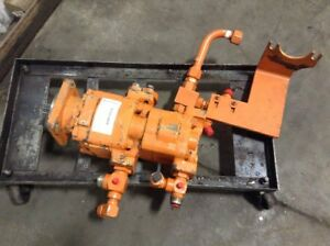 Case 621b Wheel Loader Hydraulic Pump Oem L127270r