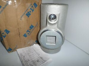 new In Box Crouse hinds Eys81 3 Explosion Proof Sealing Fitting Sealoff