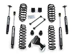 Teraflex 2 5 Suspension Lift Kit W 9550 Shocks 07 18 Jeep Wrangler Jk 4 Door
