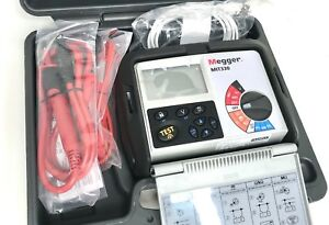 Megger Mit330 entcal Insulation Tester 1000 M Ohm With Calibration New