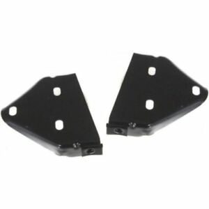 New Front Bumper Bracket Set For 1997 2001 Jeep Cherokee Ch1067104 Ch1066104