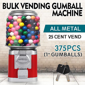 Bulk Vending Gumball Machine Dispenser Wholesale 10 Lbs Candy Ce Approved