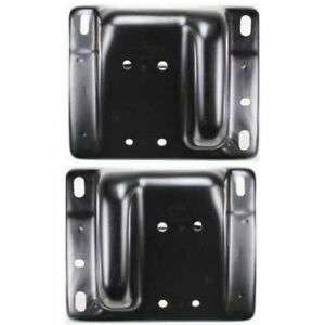 New Front Bumper Bracket Set For 2003 2013 Dodge Ram R1500 R2500 R3500