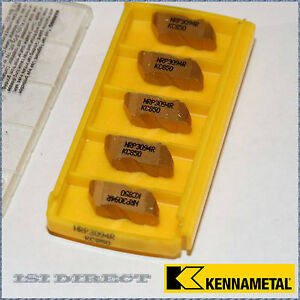 Nrp3094r Kc850 Kennametal 5 Inserts Factory Pack