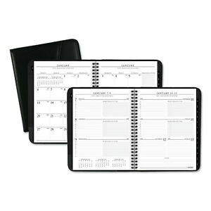 At a glance Executive Weekly monthly Appointment Book 6 5 8 X 8 3 4 White