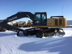 2010 John Deere 270d Excavator Parts Available