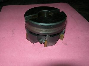 Kennametal Insert Indexable Face Mill