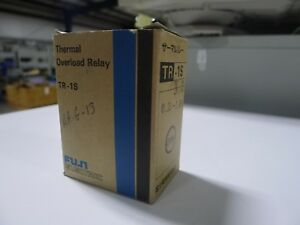 New Fuji Thermal Overload Relay Tr 1s