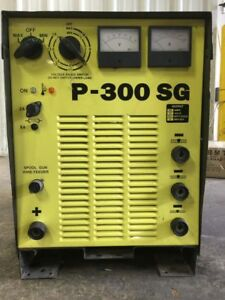 Profax P 300sg Spool Wire Feed Welder