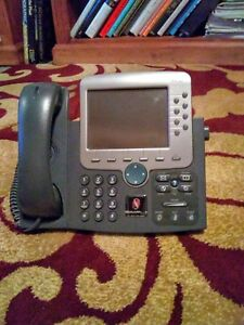 Cisco Unified Ip Phone Cp 7970g
