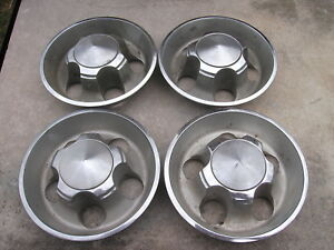 20new Lugs 4 Dodge plymouth mopar Rally rallye Wheel Center Caps 72 74 75 76 77