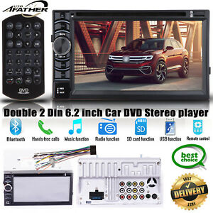 For Volkswagen Atlas Car Stereo Cd Dvd Player Fm Radio Touch Screen Aux In dash