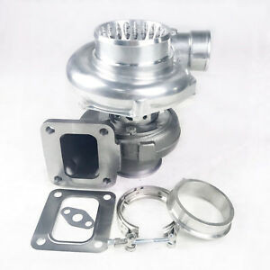 Universal Performance Turbo Gtx3582 Billet Comp Wheel Turbine 82 Vband T4 Inlet