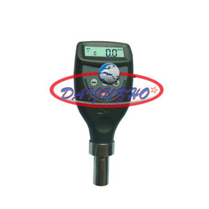 New Ht 6510oo Soft Elastic Materials Shore Oo Hardness Tester Meter Durometer