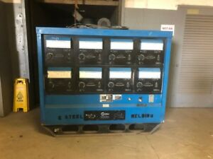 Miller Mark Viii 2 Mutiple Operator Cc Dc Arc Welder