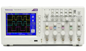 Tektronix Tds2014c 100 Mhz 4 Channel Digital Oscilloscope New
