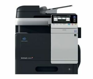 Konica Bizhub C3350 Color Copier